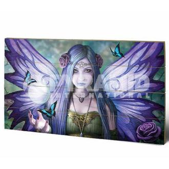 in legno immagine Anne Stokes - Mistico Aura - PYRAMID POSTER, ANNE STOKES