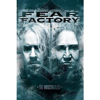 poster Fear Factory - The Industriali - PYRAMID POSTER, PYRAMID POSTERS, Fear Factory