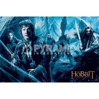 poster Lo Hobbit - Dos - Bosco Atro - PYRAMID POSTER, PYRAMID POSTERS