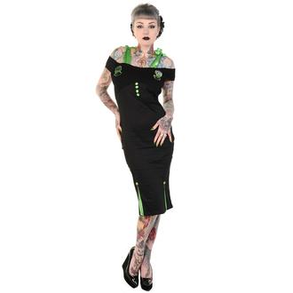 vestito donna BANNED - Nero Frankenstein e Bride Matita, BANNED, Frankenstein