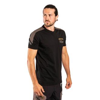 Maglietta da uomo Venum - Cargo - Nero / Grigio, VENUM