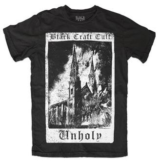 t-shirt uomo donna unisex - Unholy Tarot - BLACK CRAFT