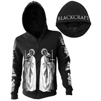 felpa con capuccio uomo - Ram Priest - BLACK CRAFT