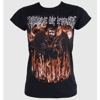 t-shirt metal donna unisex Cradle of Filth - DEVILS CONCUBINE - LIVE NATION, LIVE NATION, Cradle of Filth