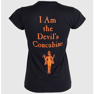 t-shirt metal uomo donna unisex Cradle of Filth - DEVILS CONCUBINE - LIVE NATION, LIVE NATION, Cradle of Filth
