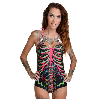 costume da bagno donna TOO FAST - Electric Skeleton - Multi, TOO FAST