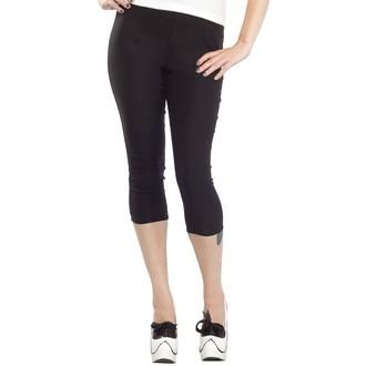pantaloni 3/4 donna SOURPUSS - Sugar Torta - Nero, SOURPUSS