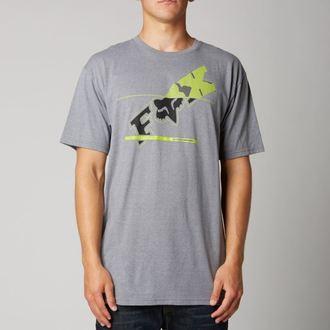 t-shirt street uomo donna unisex - Brakefast - FOX, FOX