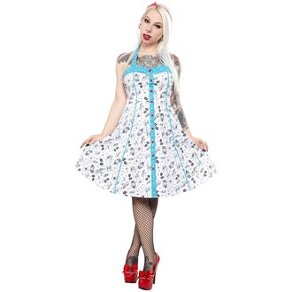vestito donna SOURPUSS - Peggy Pigro Sundae - Multi Colors, SOURPUSS