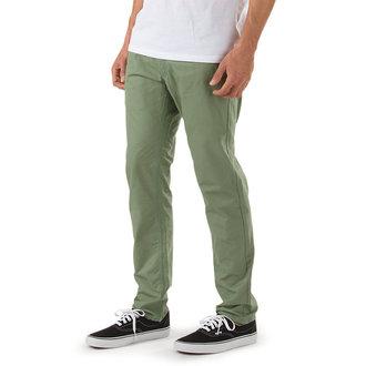 pantaloni uomo VANS - V46 Rastremazione - Borrego BASILICO, VANS