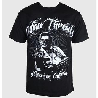 t-shirt uomo donna unisex - American Outlaw - OUTLAW THREADZ, OUTLAW THREADZ