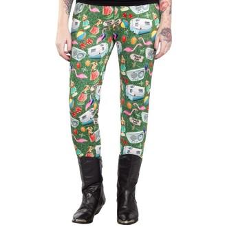 pantaloni (leggings) donna SOURPUSS - Trailer Park - Multi Colors, SOURPUSS