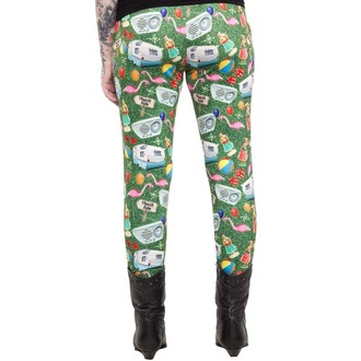 pantaloni (leggings) donna SOURPUSS - Trailer Park - Multi Colors, SOURPUSS