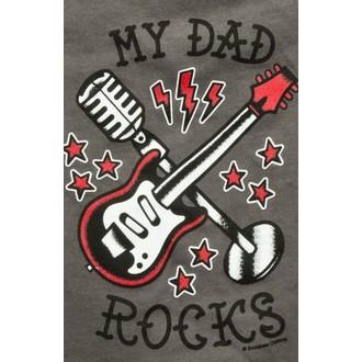 t-shirt metal uomo donna bambino unisex - My Dad Rocks - SOURPUSS, SOURPUSS