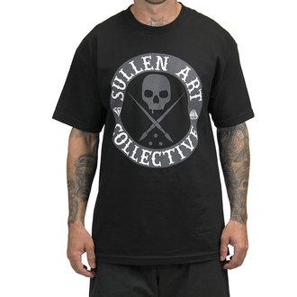 t-shirt hardcore uomo donna unisex - All Day - SULLEN - SCM0062_BK