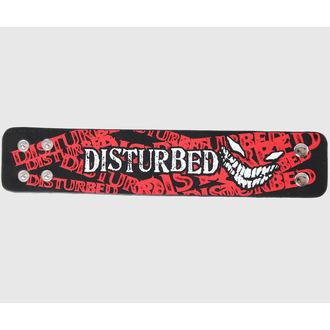 bracciale Disturbed - Pazzo Face - BRAVADO, BRAVADO, Disturbed