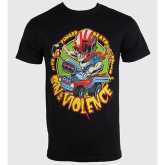 t-shirt metal uomo donna unisex Five Finger Death Punch - Sin & Violence - BRAVADO, BRAVADO, Five Finger Death Punch