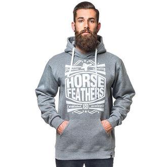 felpa con capuccio uomo - DOVER - HORSEFEATHERS, HORSEFEATHERS