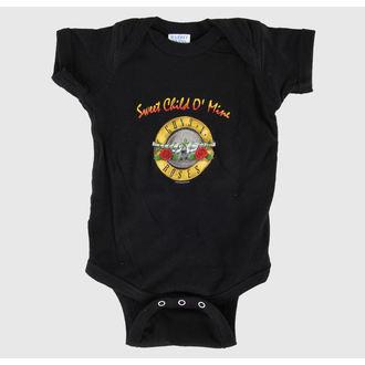 corpo bambino Guns N' Roses - Sweet Child - Nero - BRAVADO, BRAVADO, Guns N' Roses