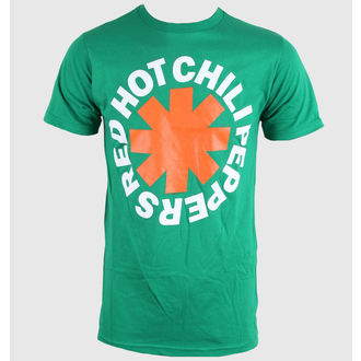 t-shirt metal uomo donna unisex Red Hot Chili Peppers - Asterisk Irish - BRAVADO, BRAVADO, Red Hot Chili Peppers