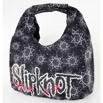 borsa (borsellino) Slipknot - Canvas Logo - Nero - BRAVADO, BRAVADO, Slipknot