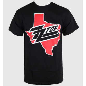 t-shirt metal uomo donna unisex ZZ-Top - Texas - BRAVADO, BRAVADO, ZZ-Top