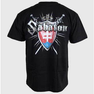 t-shirt metal uomo donna unisex Sabaton - Swedisch - CARTON, CARTON, Sabaton
