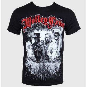 t-shirt metal uomo donna unisex Mötley Crüe - Greatest Hits Bandshot - ROCK OFF, ROCK OFF, Mötley Crüe