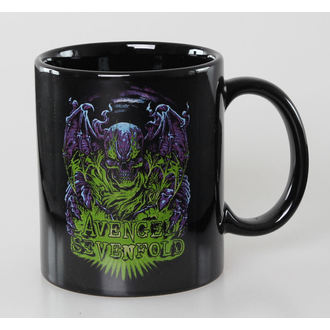 tazza Avenged Sevenfold - Osare To Die - Nr - ROCK OFF, ROCK OFF, Avenged Sevenfold