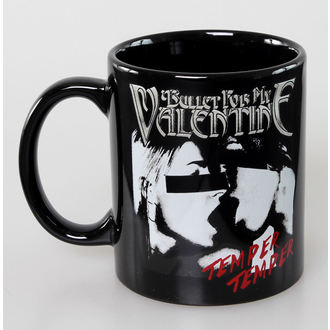 tazza Bullet For noi Valentine - Skull Red Eyes Nero - ROCK OFF, ROCK OFF, Bullet For my Valentine