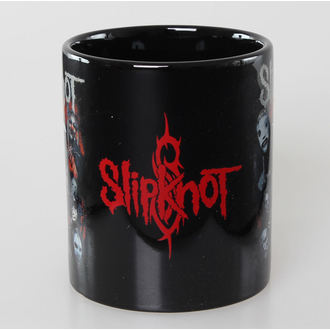 tazza Slipknot - Come Play Dying - Nero - ROCK OFF, ROCK OFF, Slipknot
