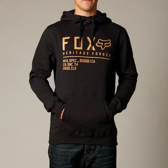 felpa con capuccio uomo - Allegiant - FOX, FOX