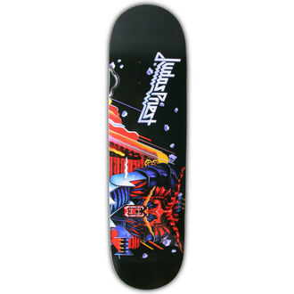 skateboard Judas Priest - Difensore of the Faith - HLC, HLC, Judas Priest