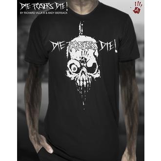 t-shirt uomo donna unisex - Die Posers Die - EXHIBIT A GALLERY - Die Posers Die, EXHIBIT A GALLERY