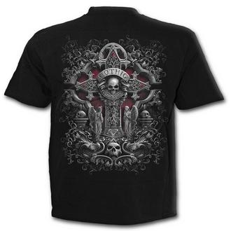 t-shirt uomo donna unisex - IN GOTH WE TRUST - SPIRAL
