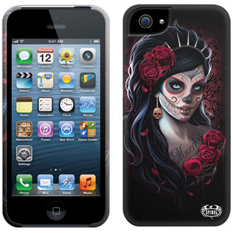 custodiper per cellulperre SPIRAL - DAY OF THE DEAD - Iphone, SPIRAL