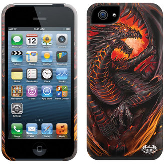 custodiper per cellulperre SPIRAL - DRAGON FORNO - Iphone, SPIRAL