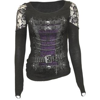 t-shirt donna unisex - WAISTED CORSET - SPIRAL, SPIRAL