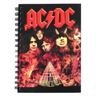 quaderno quaderno AC / DC, NNM, AC-DC