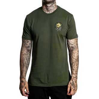 Maglietta da uomo SULLEN - JAKE ROSE - OLIVA, SULLEN