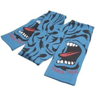 sciarpa SANTA CRUZ - Screaming Camo Sciarpa - Blu, SANTA CRUZ