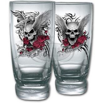 set di bicchieri (due)  A spirale  -  Ascension , SPIRAL