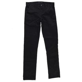 pantaloni uomo GLOBE - Goodstock - GB01216010 - BLACK