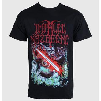 t-shirt metal uomo Impaled Nazarene - Vogorous And Liberating Death - RAZAMATAZ, RAZAMATAZ, Impaled Nazarene