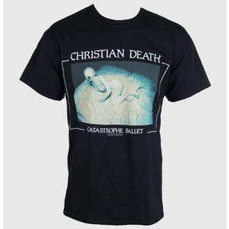 t-shirt metal uomo Christian Death - Catastrophe Ballet - RAZAMATAZ, RAZAMATAZ, Christian Death