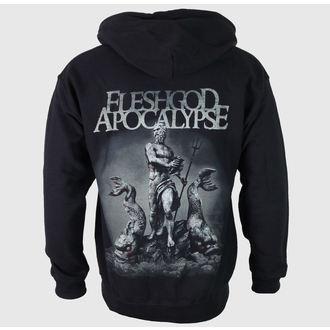 felpa con capuccio uomo Fleshgod Apocalypse - Poseidon - RAZAMATAZ, RAZAMATAZ, Fleshgod Apocalypse