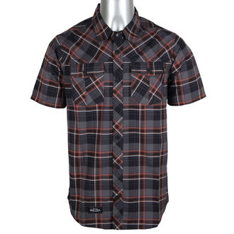 camicia uomo METAL MULISHA - ROAD DOG, METAL MULISHA