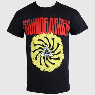 t-shirt metal uomo Soundgarden - BAD MOTOR FINGER - LIVE NATION, LIVE NATION, Soundgarden