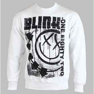 felpa senza cappuccio uomo Blink 182 - SPELLED OUT - LIVE NATION, LIVE NATION, Blink 182