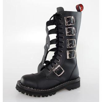 scarpe KMM 14 fori - 152 - 5P - Nero Full Monster, KMM
